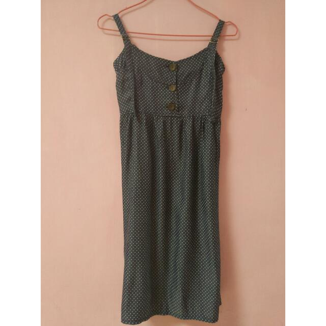 [Reprice] Polcadot Dress