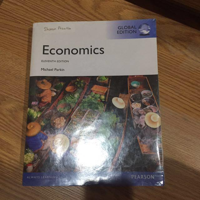 Economics Eleventh (11) Edition PEARSON
