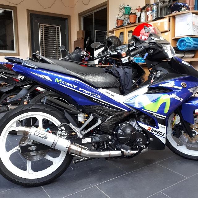 Ekzos GL Racing Y15zr 32mm