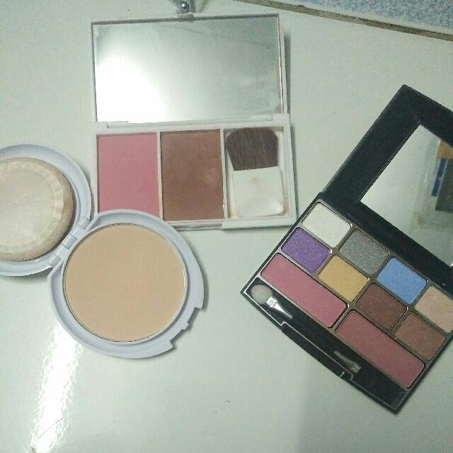 Eye Shadow/press powder/Blush on
