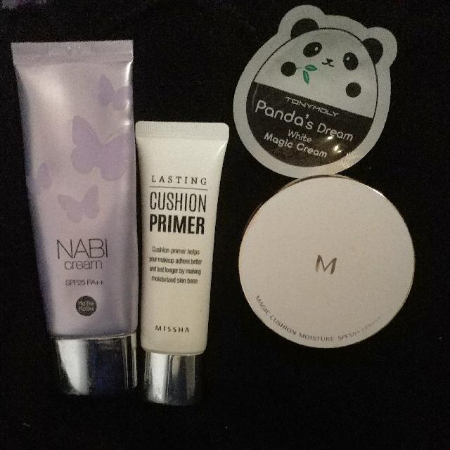 Face Makeup Bundle