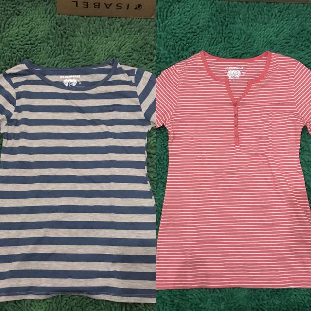 #FlashDeals stripes t-shirt