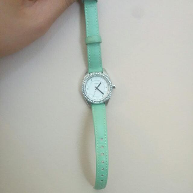 Fossil Teal Watch