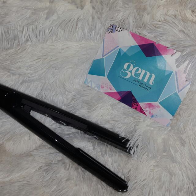 Gem Hair Straightener