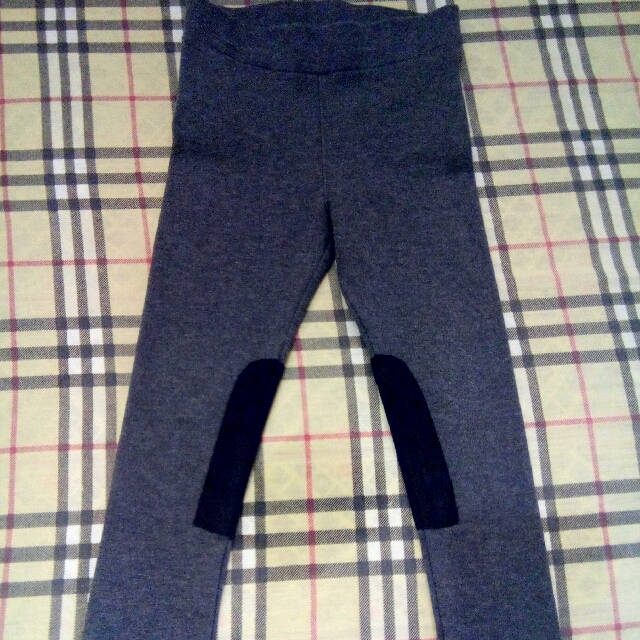 H&M Gray Statement Pants