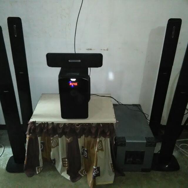 Impex Speaker brandnew