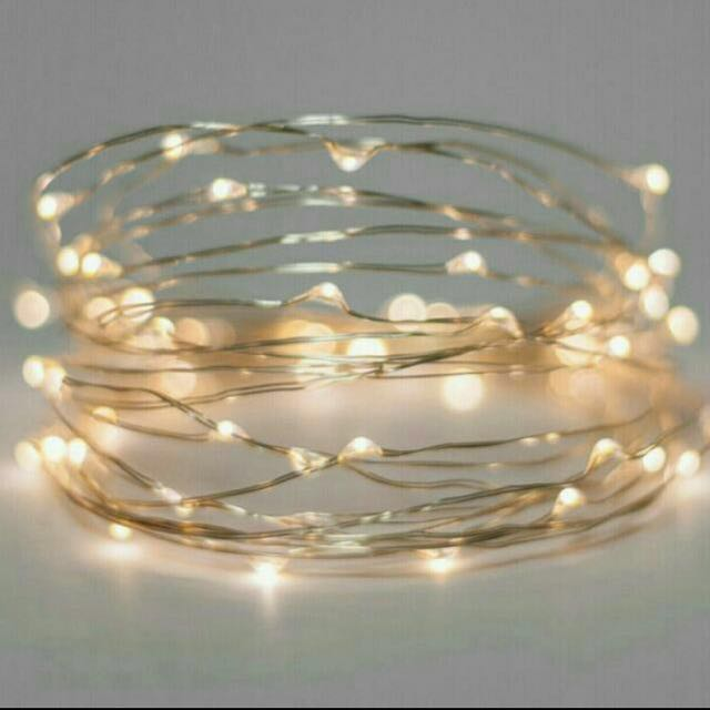Instock LED Copper Wire Lights Fairy Lights
