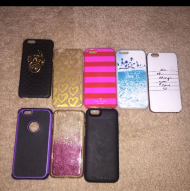 iPhone 6 cases brand new
