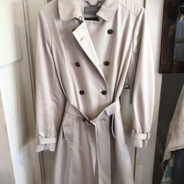 Jigsaw Trench coat- 12
