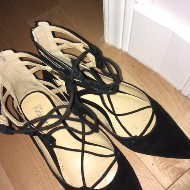 Kate & Mel sttringy shoe