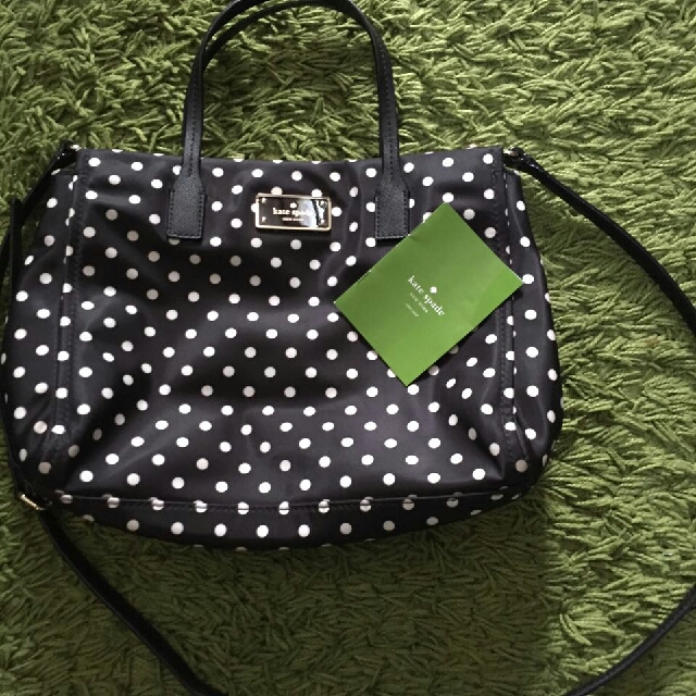 Kate Spade Black Avenue Small Loden