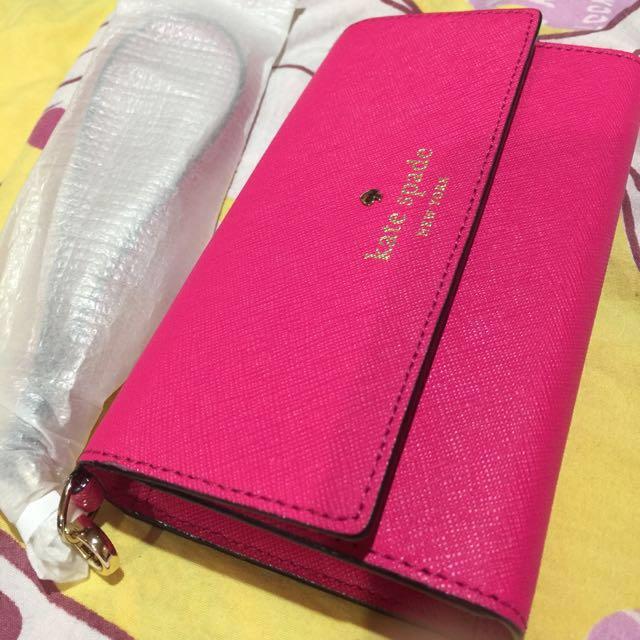 Kate Spade Wristlet/iphone case