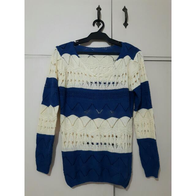 REPRICED knitted top