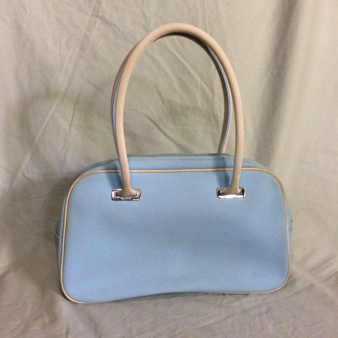 f54a2bc64 Lacoste (Original) - Shoulder Bag - Baby Blue