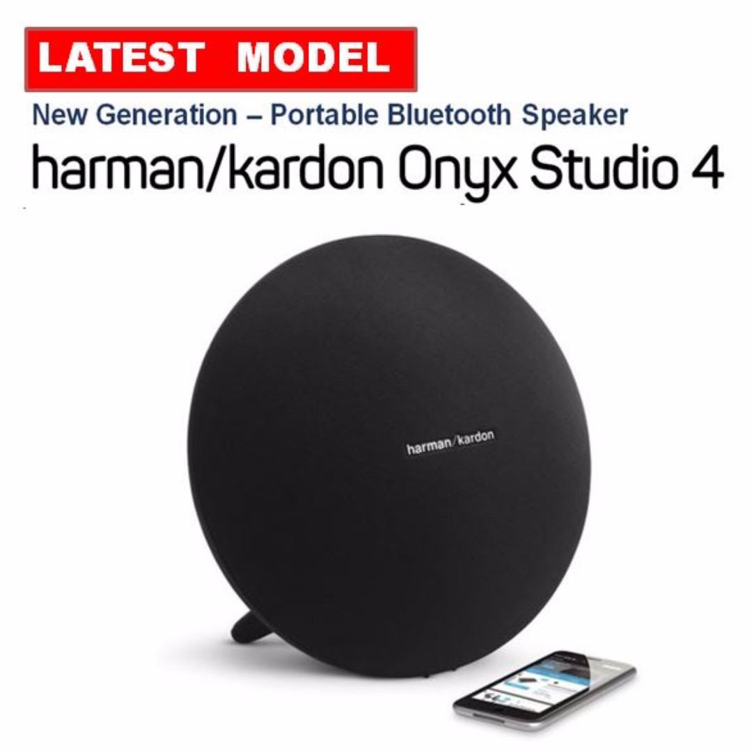 LATEST MODEL - Harman Kardon Onyx Studio 4 Portable