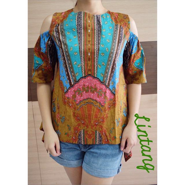 LINTANG batik top