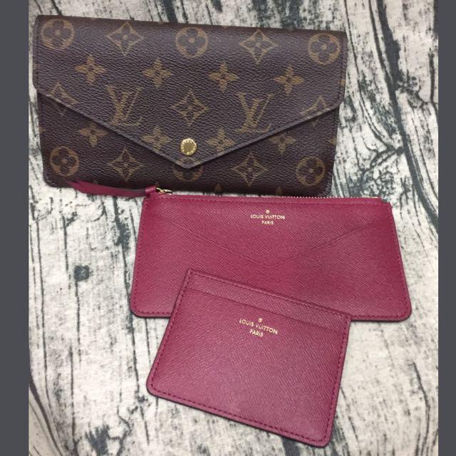 Louis Vuitton  信封皮夾 98成新