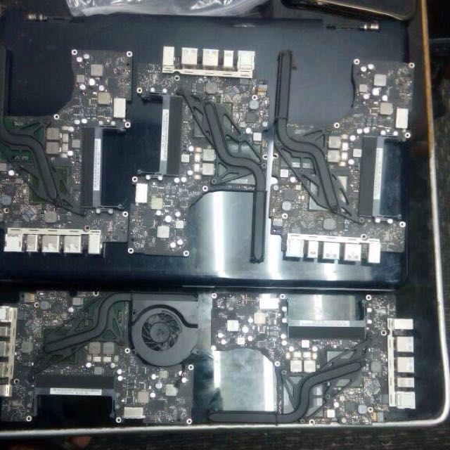 Macbook Logicboard A1342 Main Board Stock Available