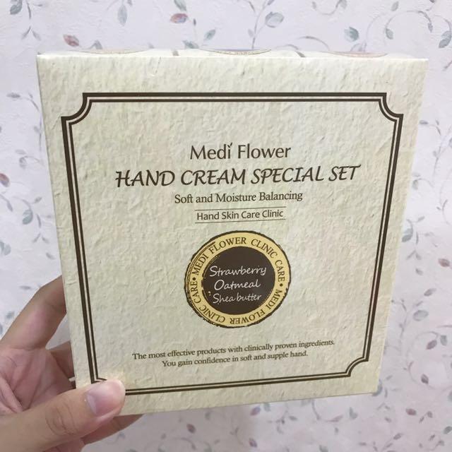 Medi Flower 護手霜經典禮盒🎁