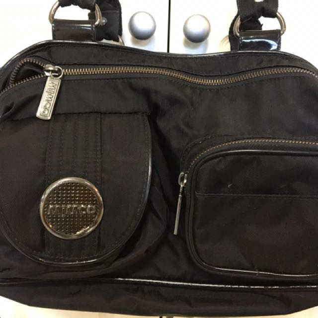 Mimco Lucid Nappy/travel Bag