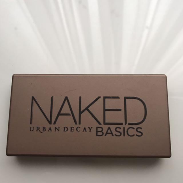 Naked basics by urban decay