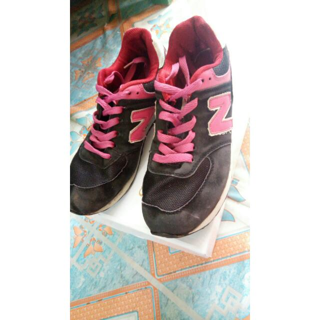 New Balance Pink (Preloved)