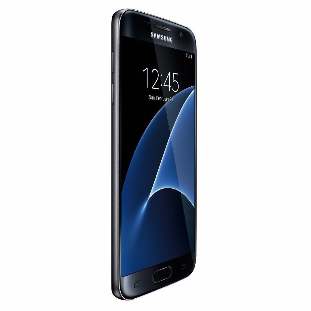 New-Samsung-Galaxy-S7-SM-G930V-32GB-Verizon-Black-Onyx-Android-Smartphone