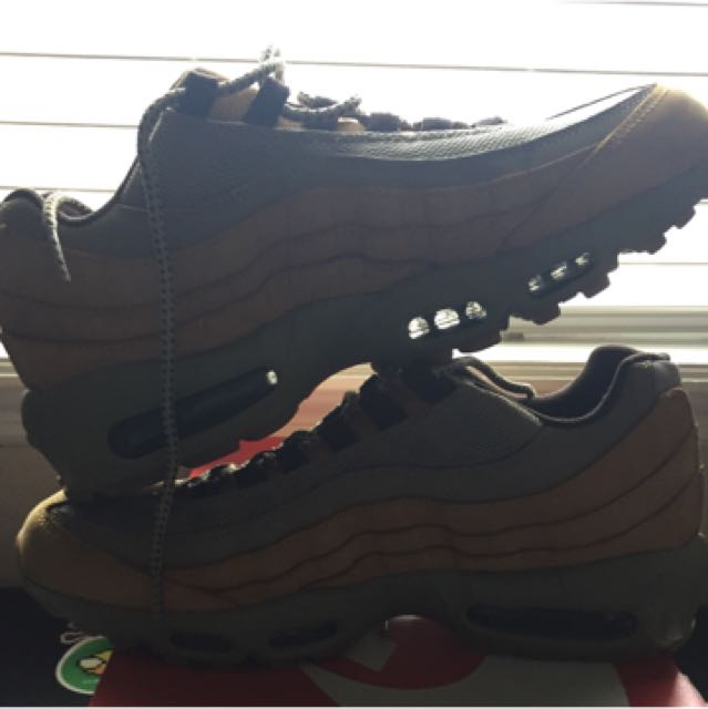 Nike Air Max 95 'Wheat'