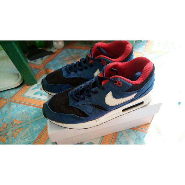 Nike Air Max Navy (Preloved)