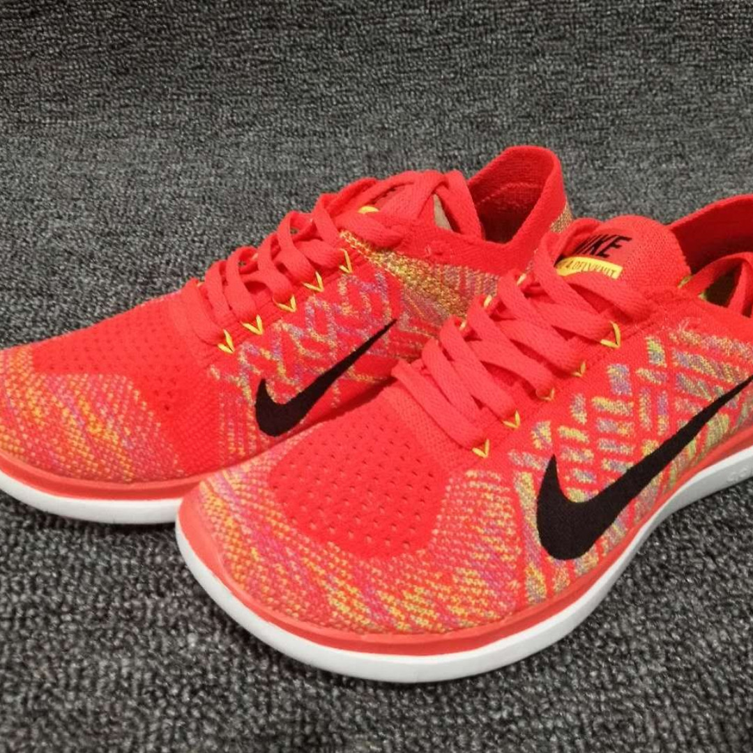timeless design e8450 97d4f Nike Free Flyknit 4.0 Running Shoes, Sports, Sports Apparel ...