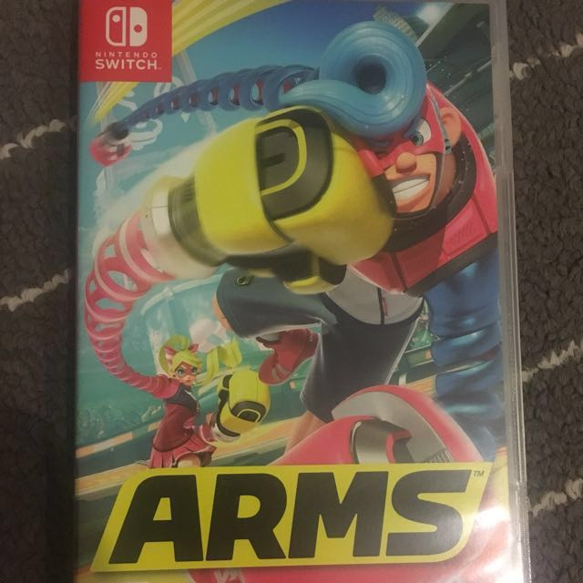 [Nintendo Switch] Arms