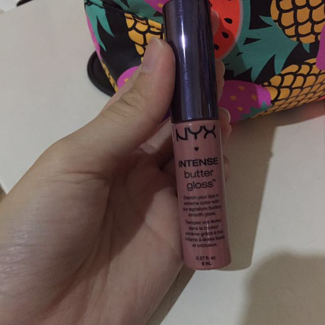 NYX Intense Butter Gloss - Tres Leches