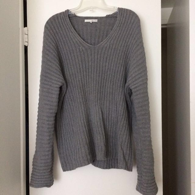 Oak + Fort ribbed sweater