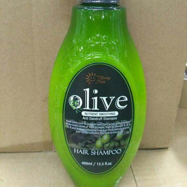 Olive Anti Dandruff Shampoo