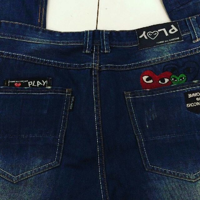 Original Jeans Play CDG