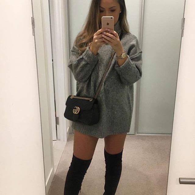 Oversized H&M Sweater Size M