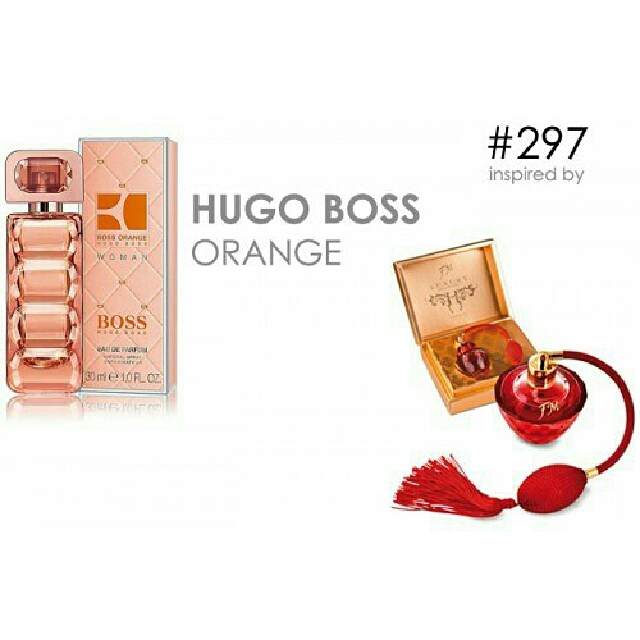 Parfum FM 297 Inspired By Hugo Boss Orange