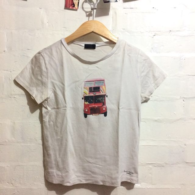 Paul Smith Bus Tshirt