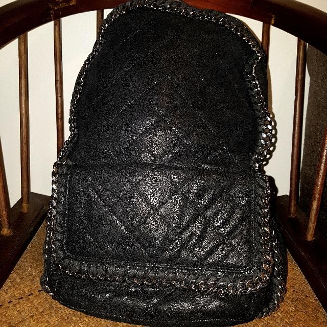Stella McCartney Glam Backpack Rucksack