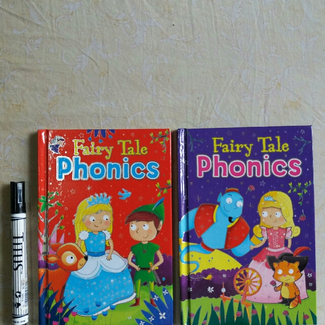 Phonics By Brown Watson