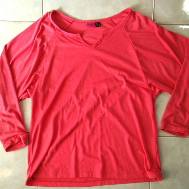 Pink Shirt By Sophie Paris