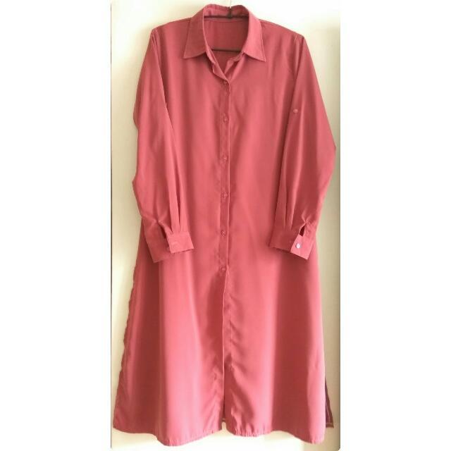 *PL DISKON EID* Long Shirt