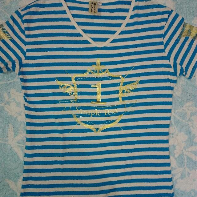 Pre Loved Stripes Shirt