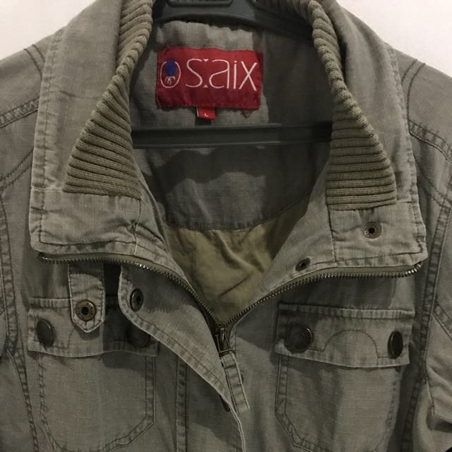 PRELOVED Korean Jacket
