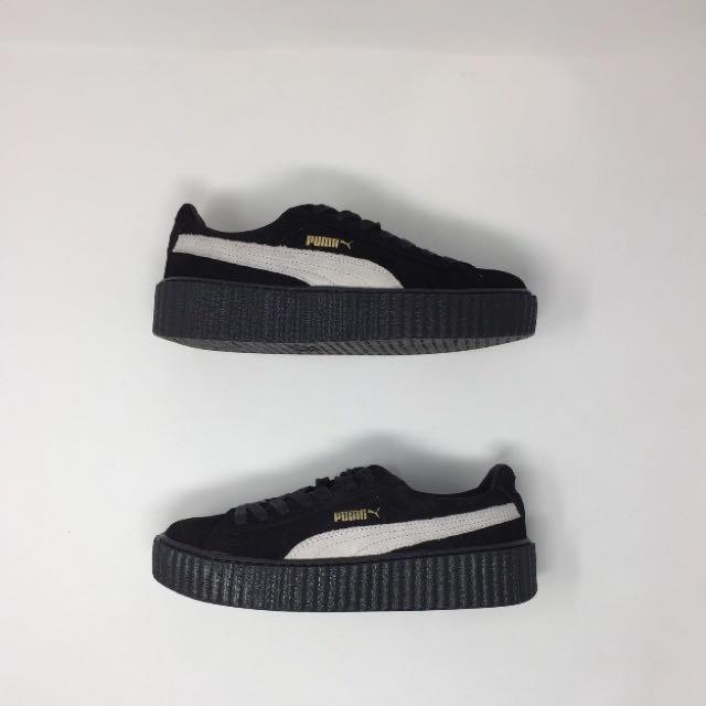 PUMA BLACK CREEPERS