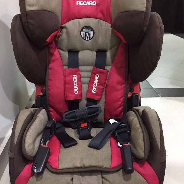 Recaro ProSPORT Harness To Booster Child Baby Infant Toddler Car Seat Envy On Carousell