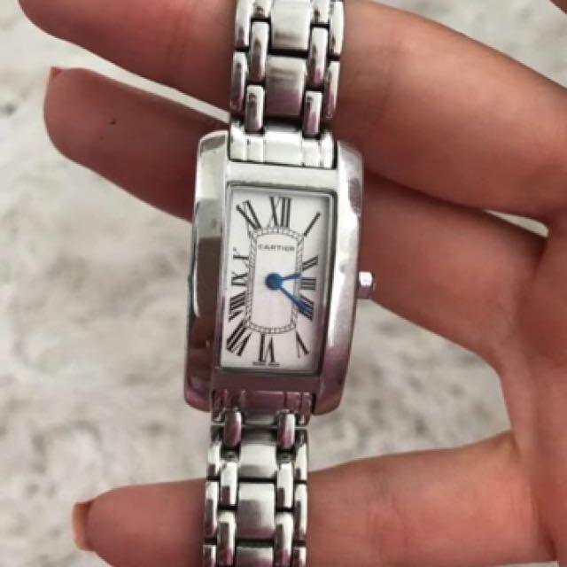 Replica Cartier Tank Watch