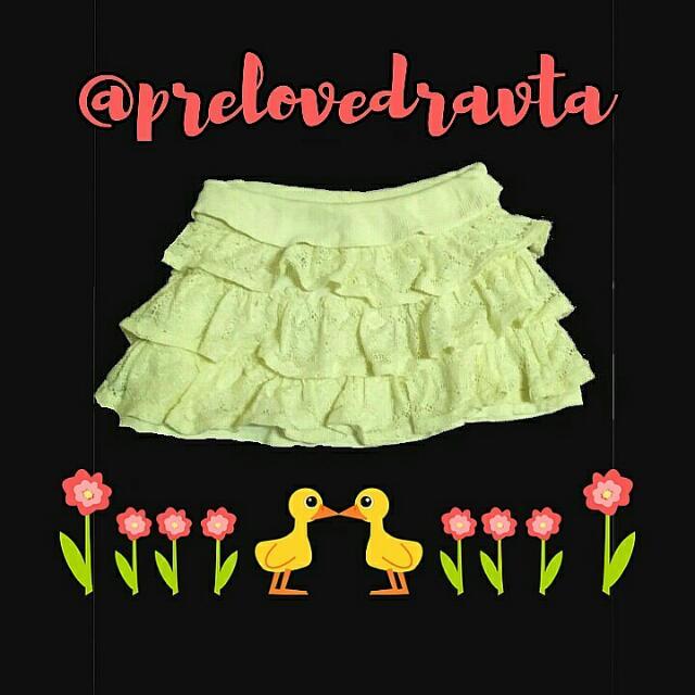 Rok Mini (flare Skirt)