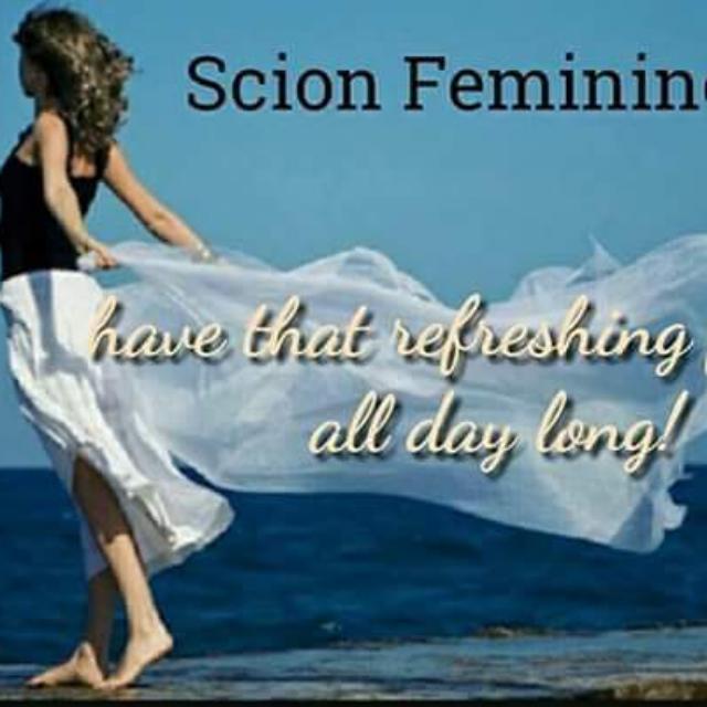 Scion Fem wash