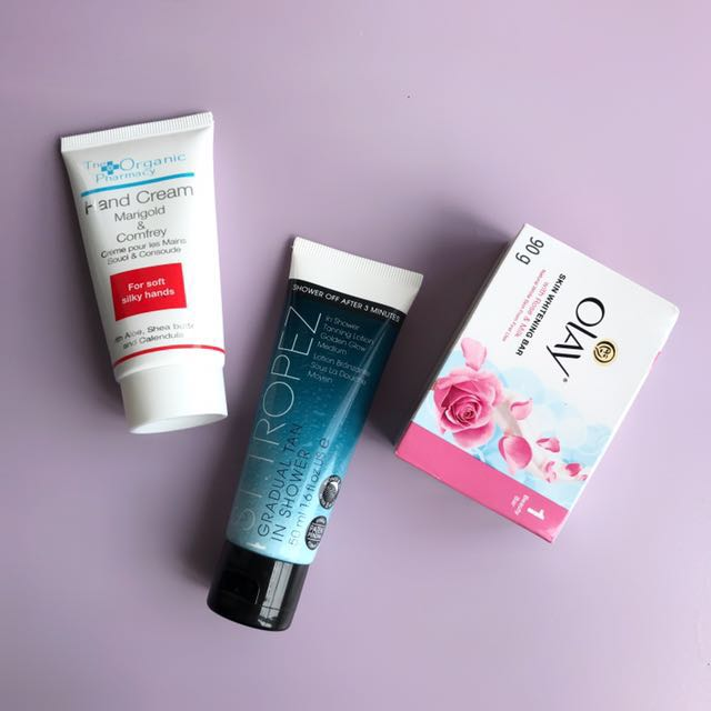 Skin Care Bundle From The U.K.